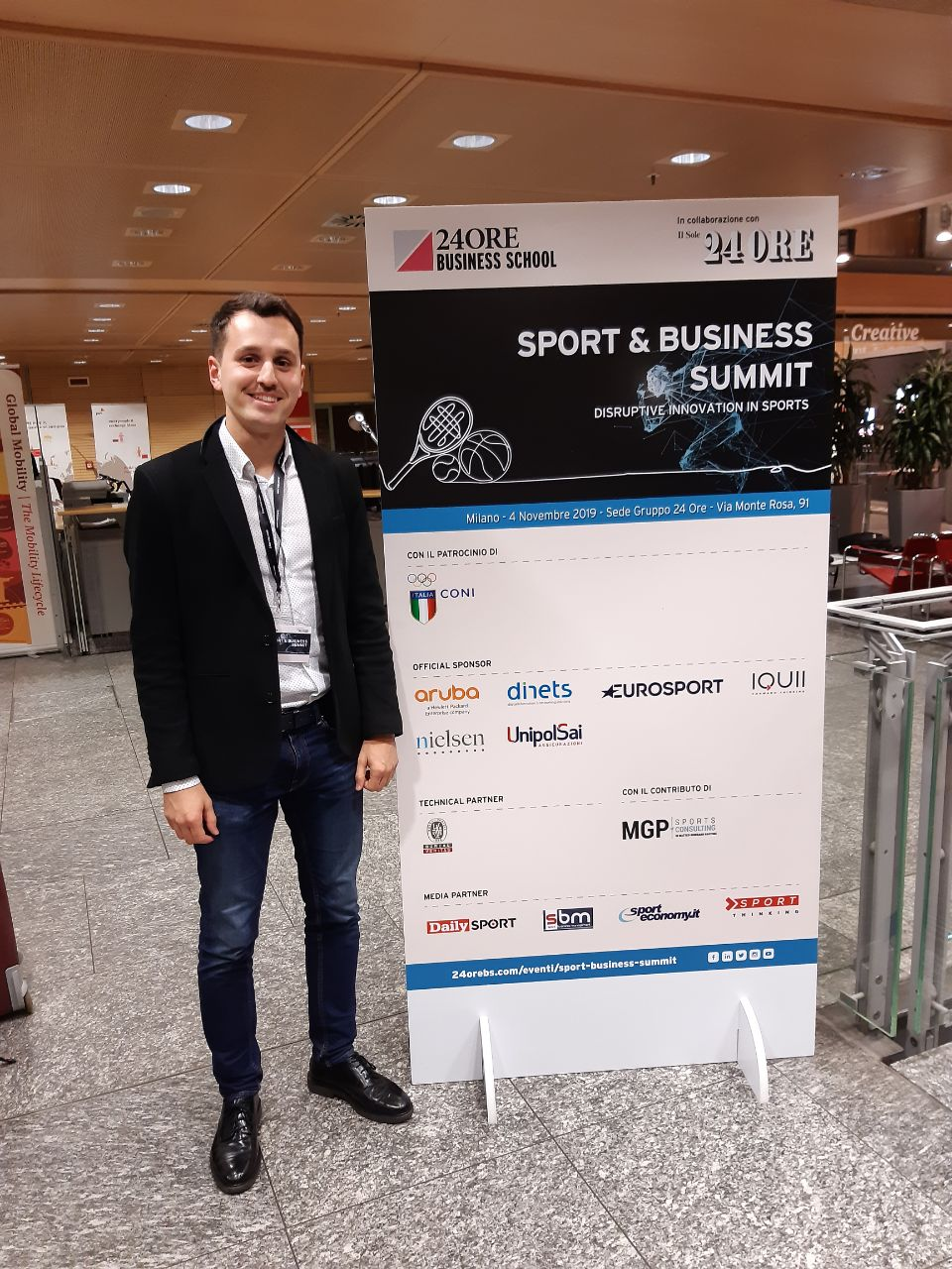 Sport Business Summit